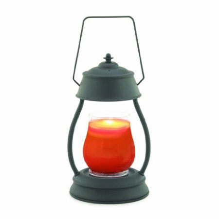 Amazon Com Hurricane Candle Warmer Lantern Lamp Black Home Kitchen Candle Warmer Lamp For Office Or Whereve Candle Warmer Hurricane Candles Candle Jars