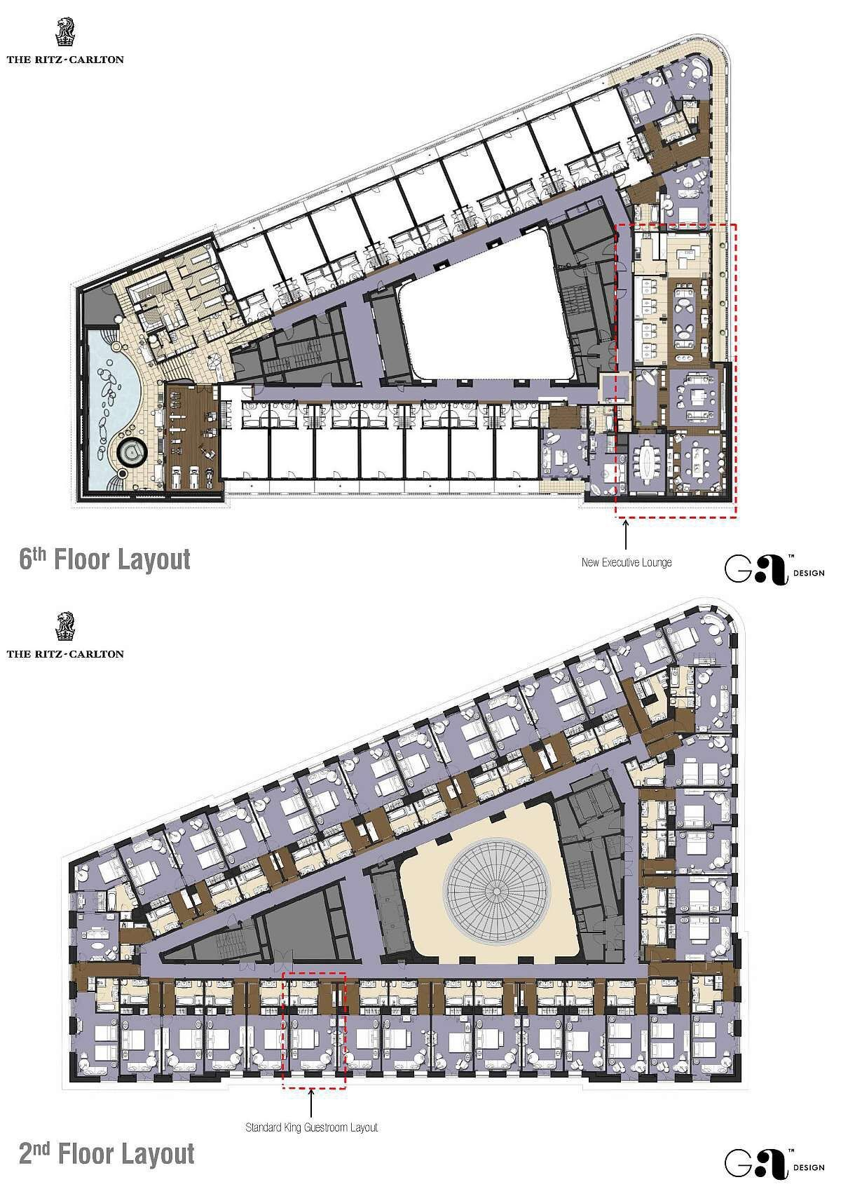 The Ritz Carlton Budapest New Wave Danube Hotel Plan Hotel Floor Plan Shopping Mall Architecture
