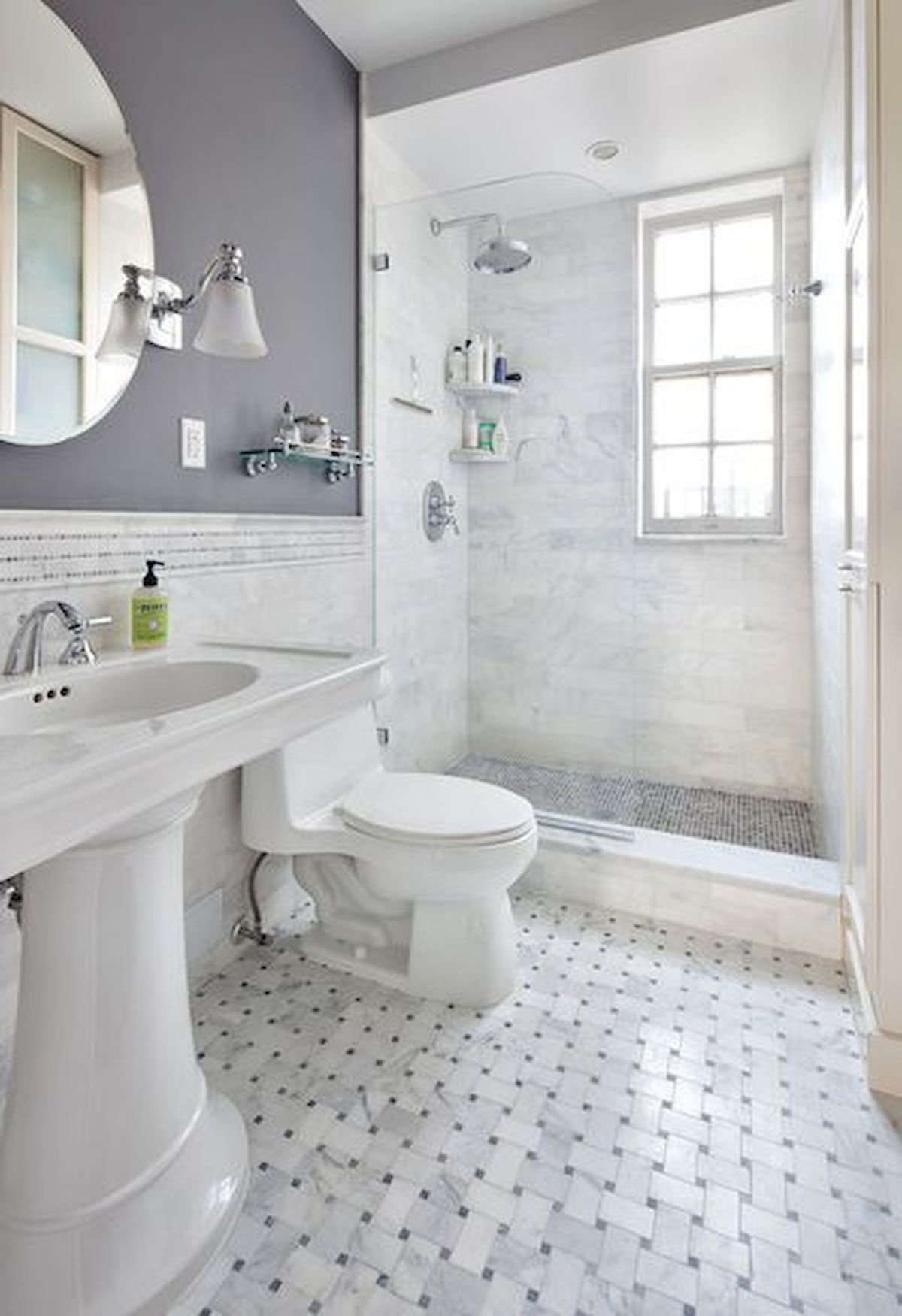 Nice 60 Elegant Small Master Bathroom Remodel Ideas Https Livingmarch Com 60 Elegant Small M Bathrooms Remodel Small Bathroom Remodel Bathroom Remodel Master