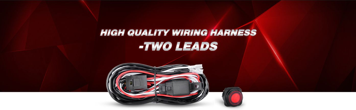 d4e2ec3efd68942e8aeed518a47cc3af nilight wiring harness kit 2 leads for off road led light bar wire harness technician job description at gsmportal.co