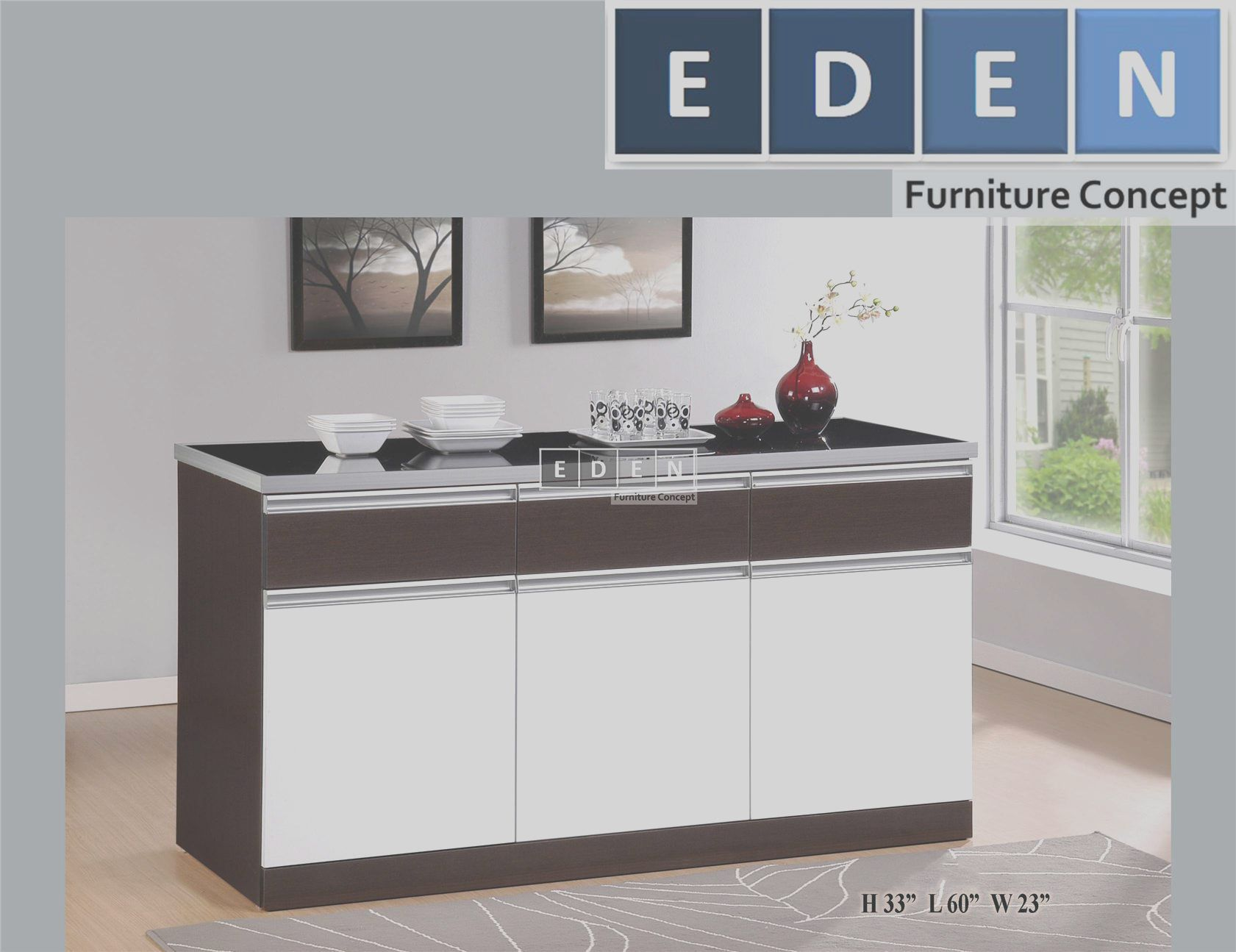 5 Marvelous Kitchen Z Furniture Malaysia Photos in 5  White