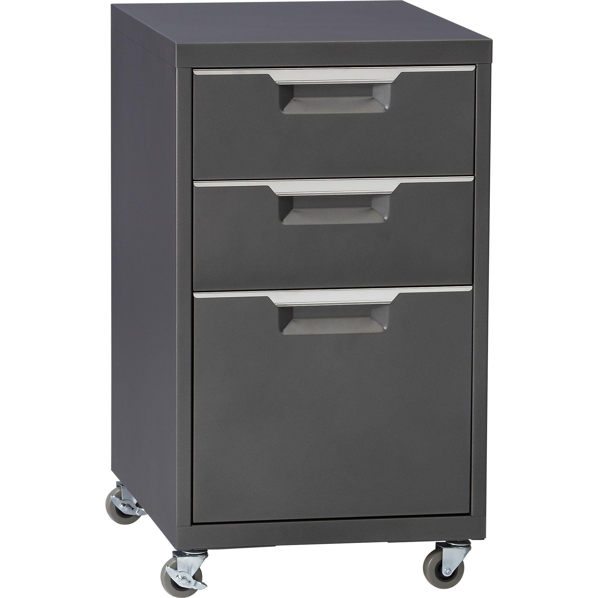 Tps Carbon 3 Drawer Filing Cabinet Filing Cabinet Drawer Filing Cabinet Modern Home Office Furniture