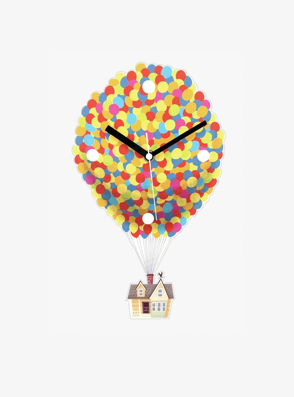Disney Pixar Up House Wall Clock Wall Clock Clock Disney Pixar Up