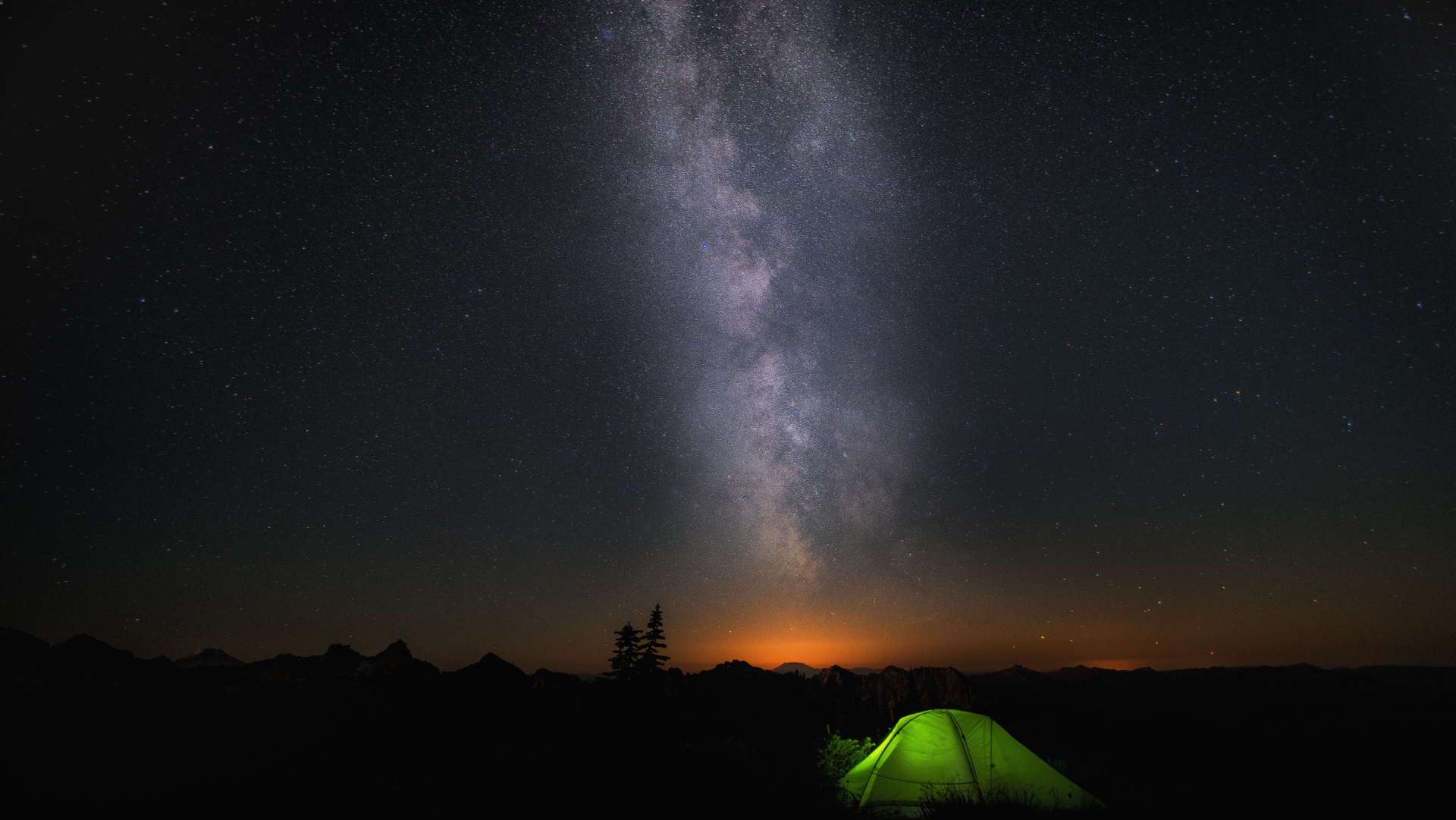 Pin By Riley Baker On Backgrounds Camping Wallpaper Windows 10 Landscape Wallpaper