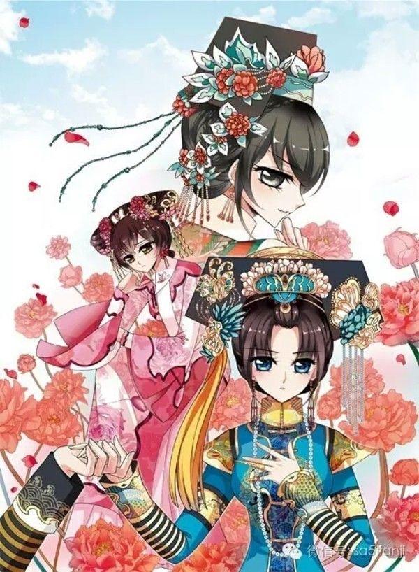 Manhua Anime, Manga, Nghệ thuật
