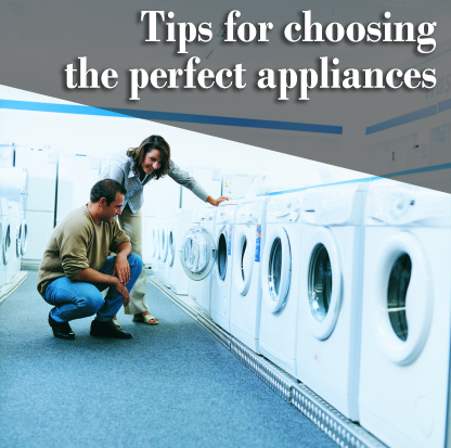 Important tips for buying major appliances.  #ClearPathLending #Appliances #Tips