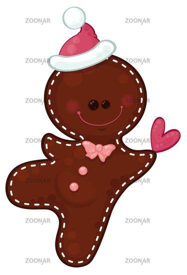CHRISTMAS GINGERBREAD CLIP ART   Gingerbread   Pinterest ...