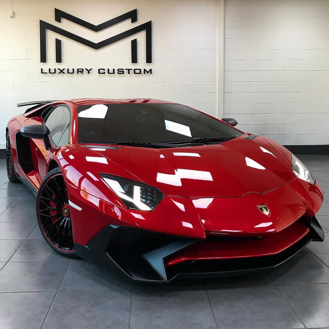 Le Diable Lamborghini Aventador Sv Picoftheday Lifestyle Monaco Red Coches Exoticos Coches Lamborghini Autos Y Motocicletas