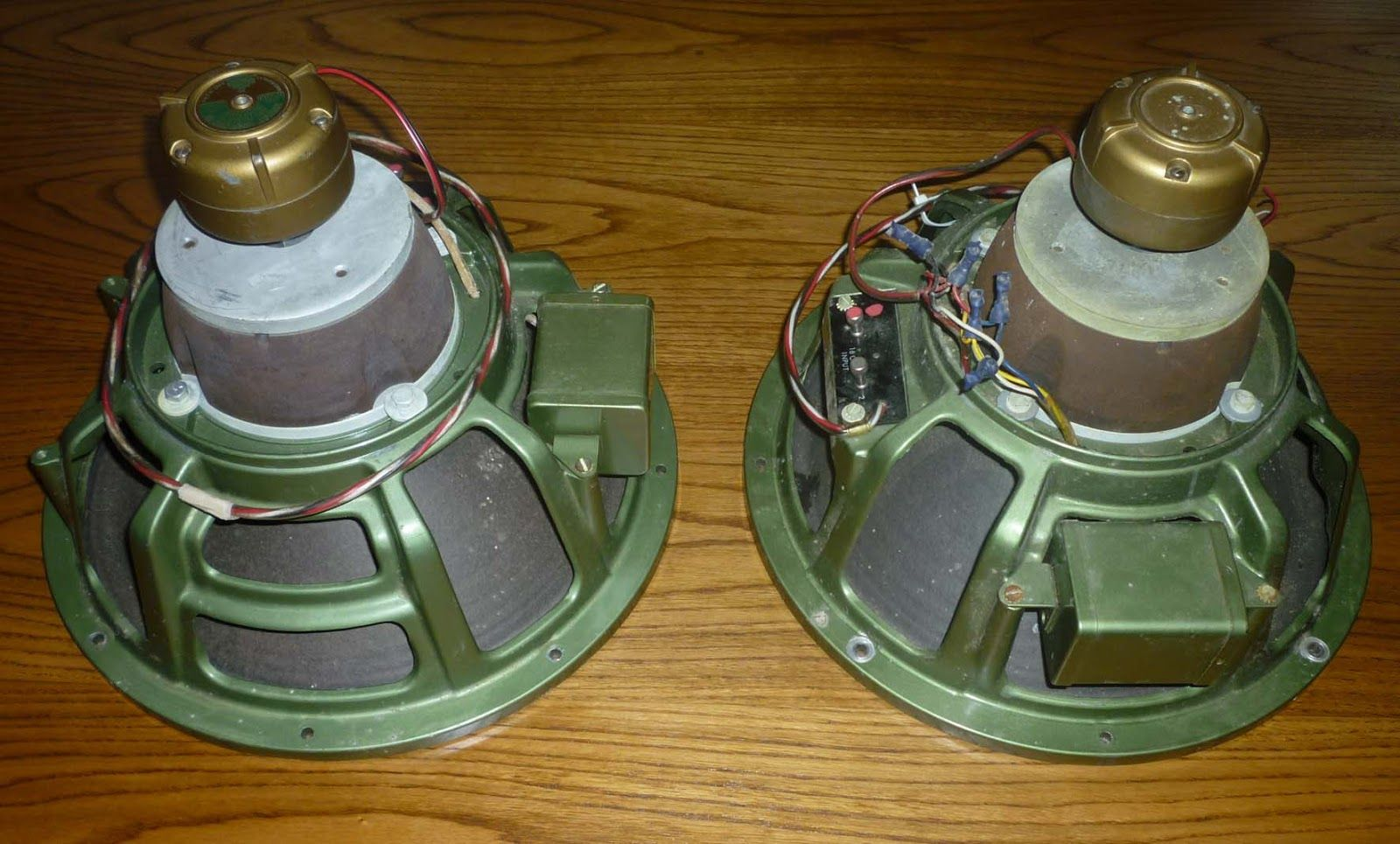 Risultati immagini per jensen triaxial speakers