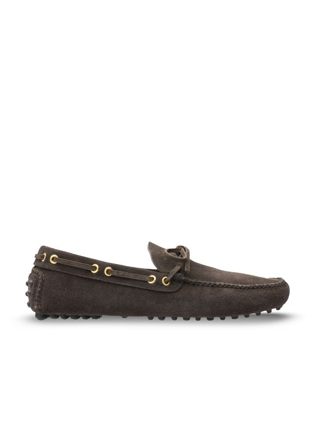 Men's KUD006 Leather Loafers