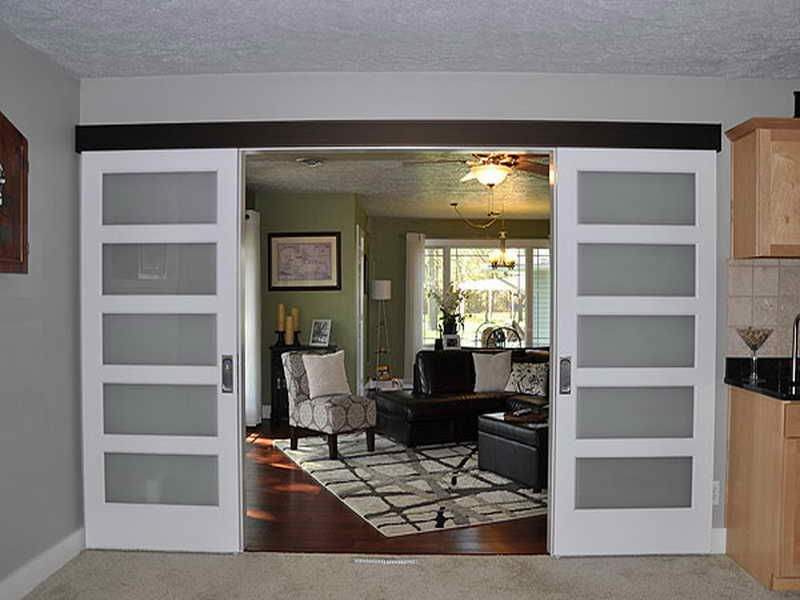 interior sliding door bracket photo 5