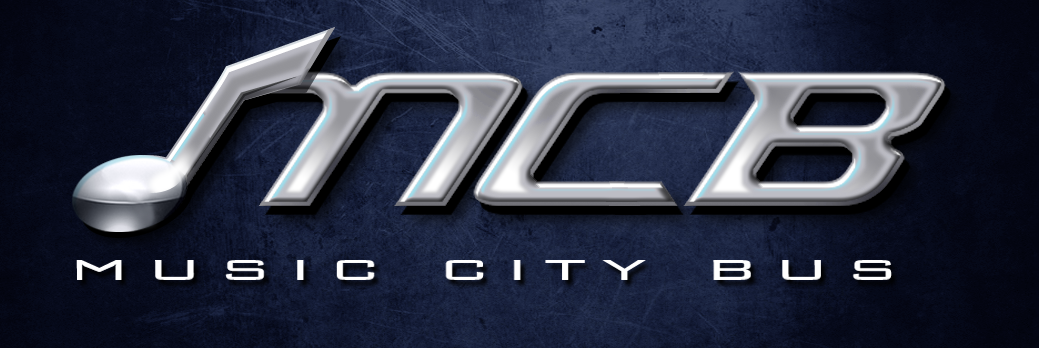 Music City Bus Logo Music City Design Agency Pure Products