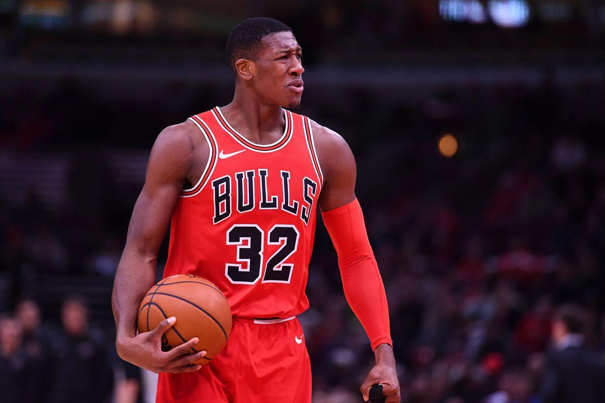 Kris Dunn Chicago Bulls in 2020