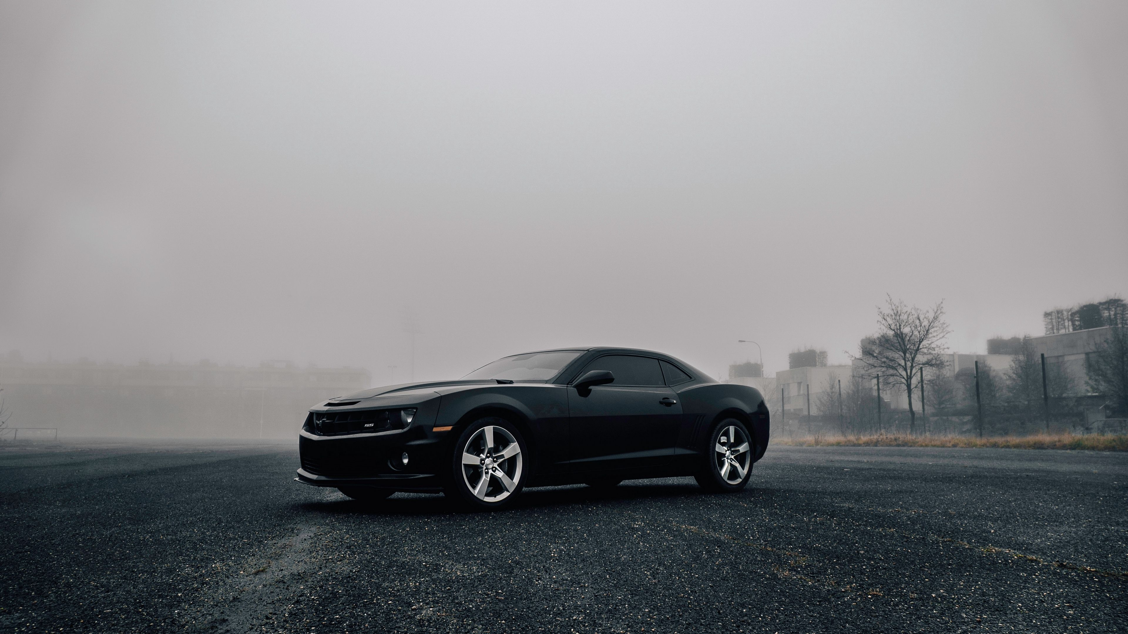 Black Camaro 4k Hd Wallpapers Chevrolet Wallpapers