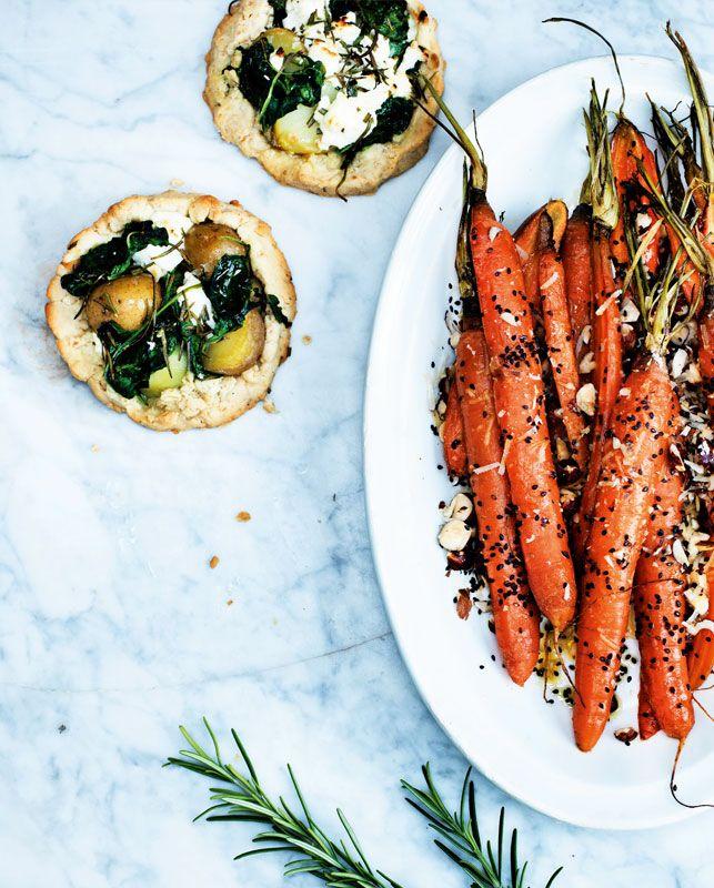 lækre vegetarretter