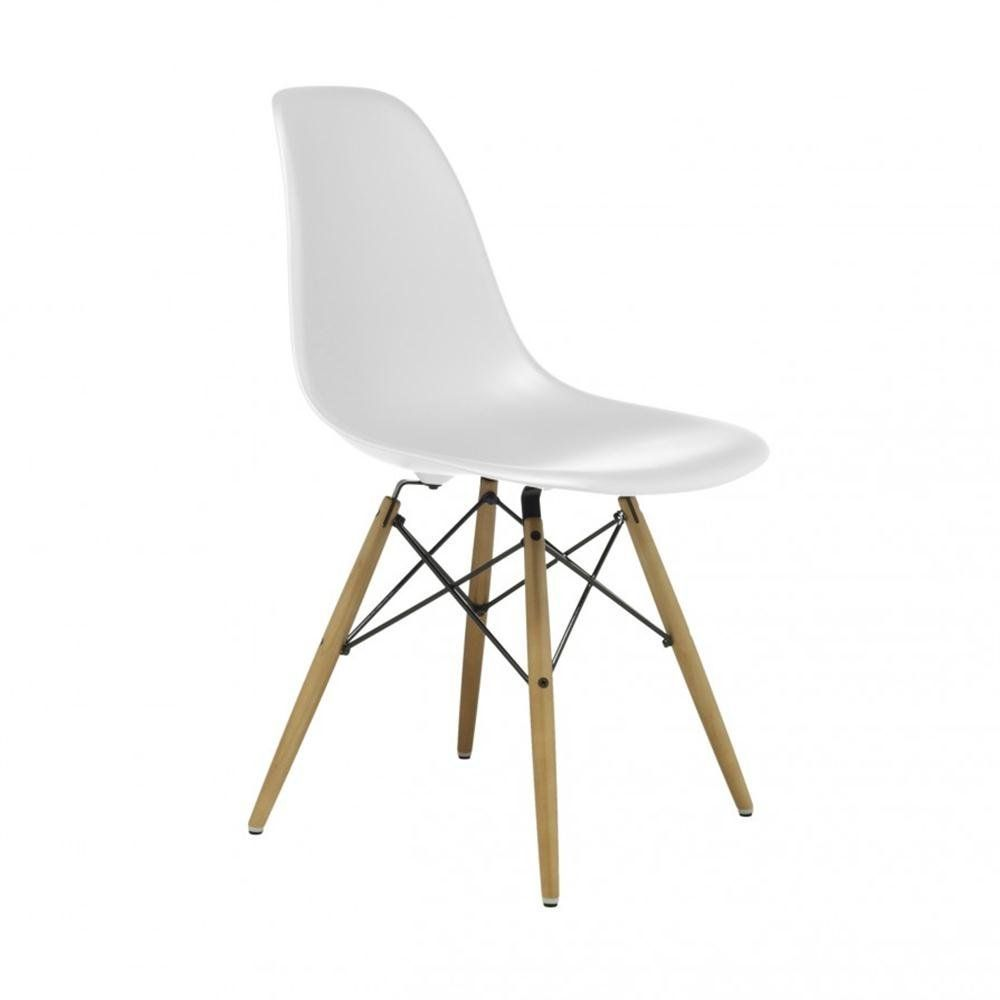 Prime Charles Eames Style Dsw Eiffel White Dining Chair Amazon Onthecornerstone Fun Painted Chair Ideas Images Onthecornerstoneorg