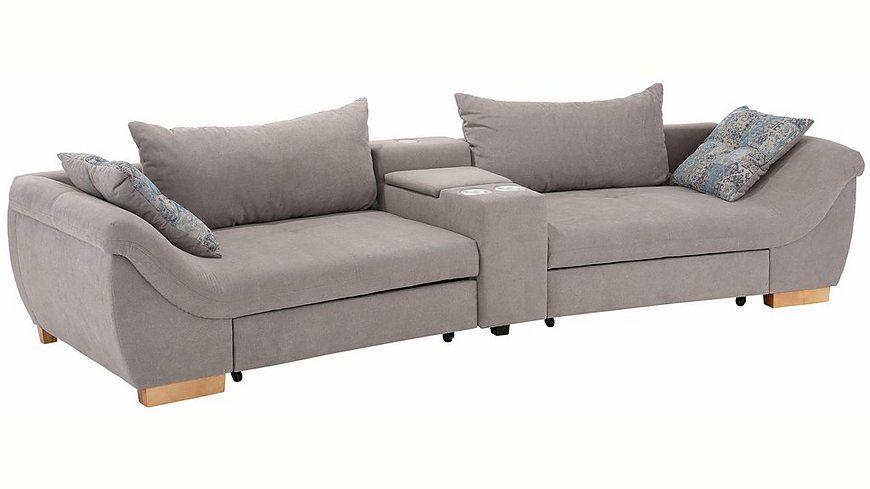 Home affaire XXL Big-Sofa »Orleans«, mit Relaxfunktion - big sofa oder wohnlandschaft