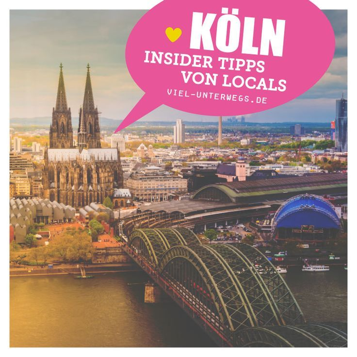 Tipps Köln
