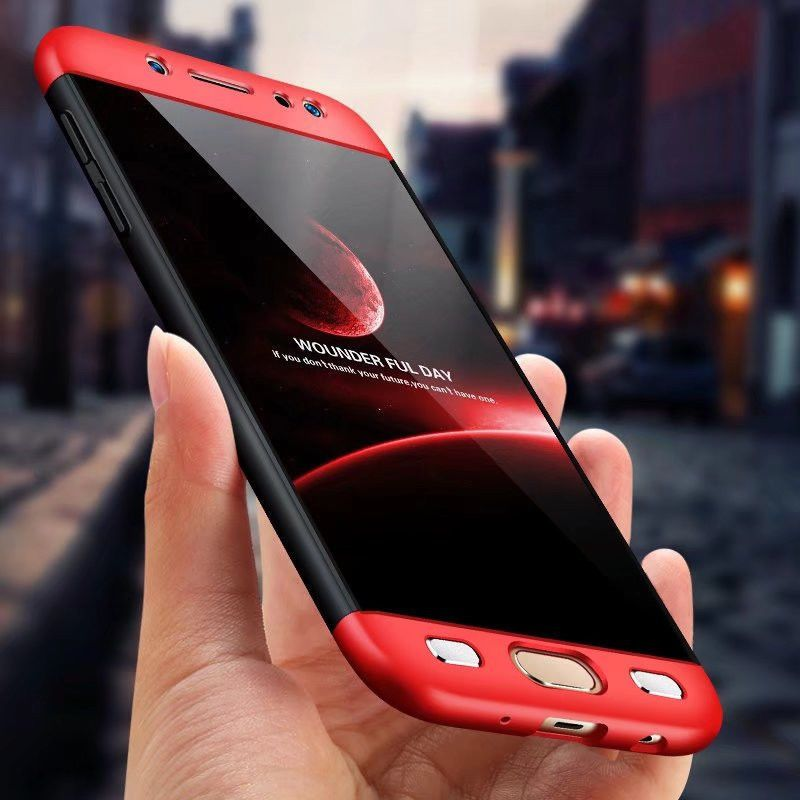 the best attitude 1a542 db22b Details about For Samsung J3 J5 J7 Pro S7 S8+ 360° Shockproof Full ...