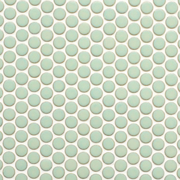 Glazed Pennyround Nemo Tile Will Help You Realize Your