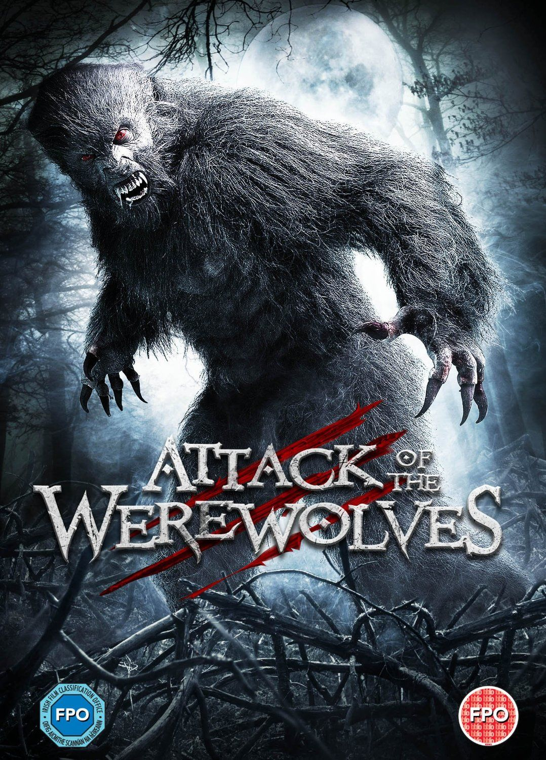 Attack of the Werewolves (DVD) Amazon.co.uk Carlos