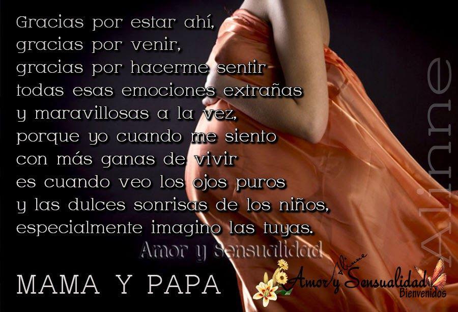 Amor Y Sensualidad Carta A Nuestro Bebe Que Esta Por Nacer Movie Posters