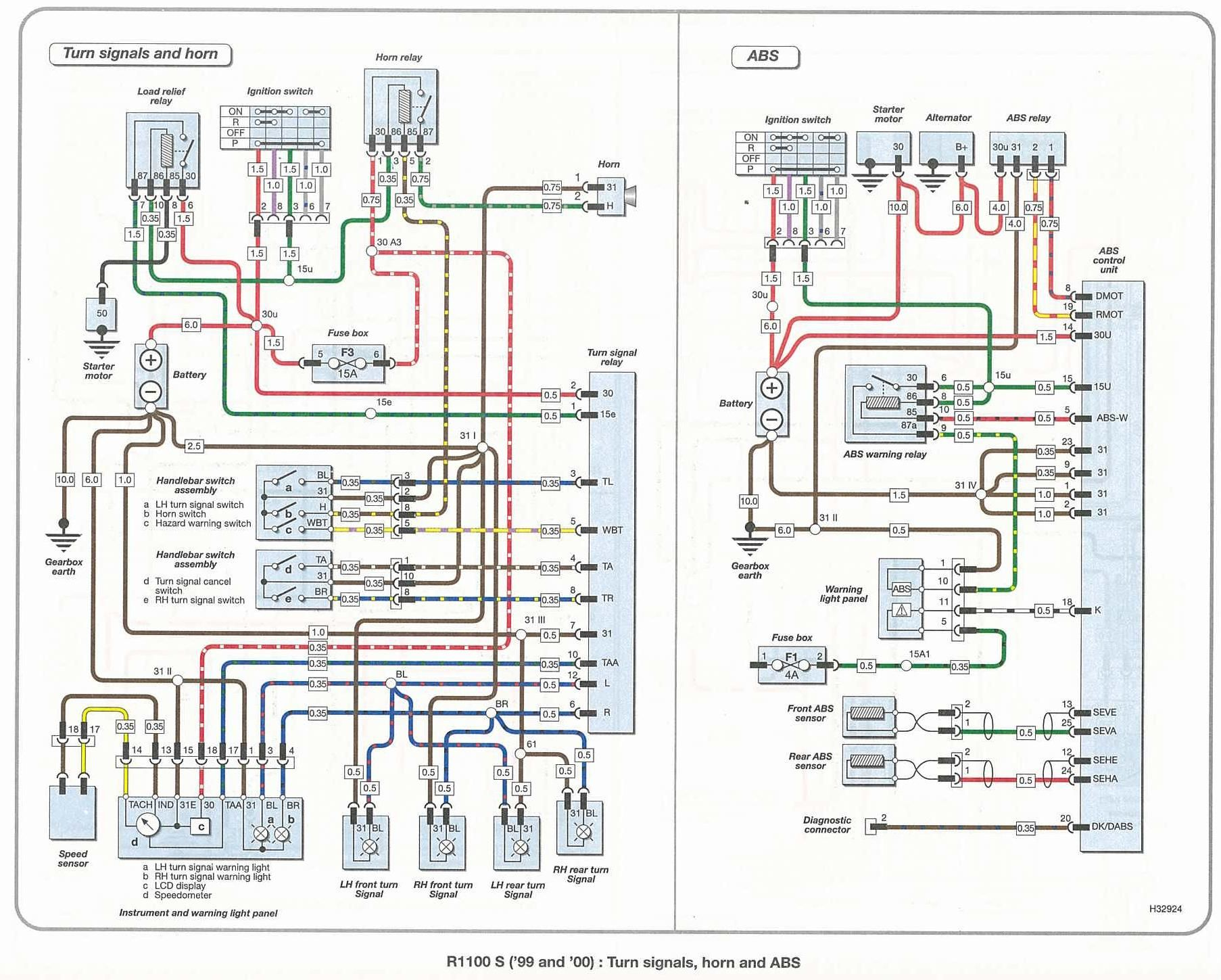 Bmw F650gs Electrical Wiring Diagram 7 Electrical Wiring Diagram Bmw E46 Bmw