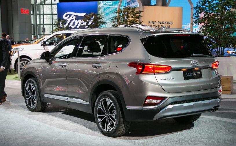 2020 Hyundai Santa Fe N , 2020 Hyundai Santa Fe N Specs