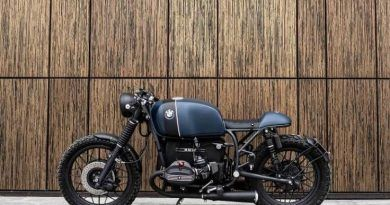 Photo of BMW R100 Cafe Racer