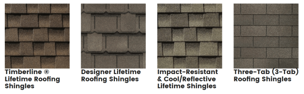 Best Asphalt Shingles Pros Cons Plus Costs 3 Tab Vs 400 x 300