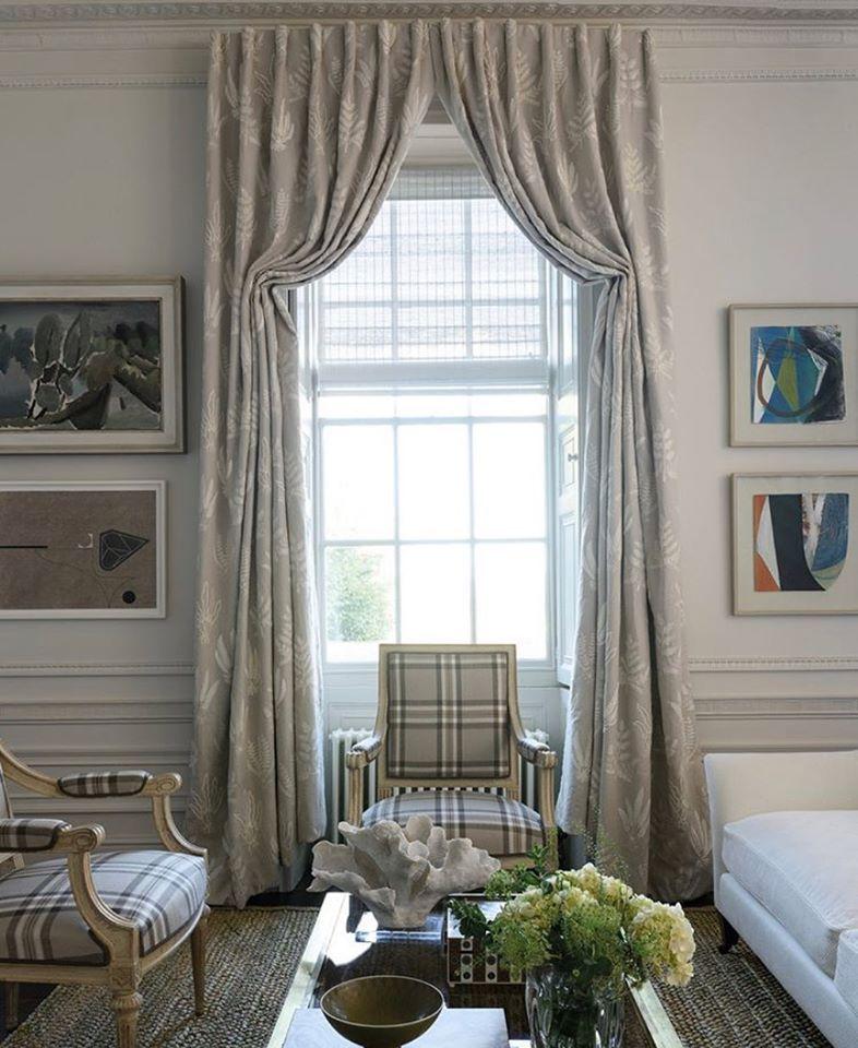 Window Dressing For Tall Windows Tall Window Curtains Tall Window Treatments Tall Windows