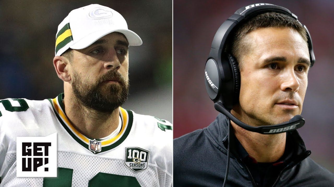 Aaron Rodgers Will Mesh With Matt Lafleur Is He Isn T Overcoached Bobby Carpenter Get Up Aaron Rodgers Basketball News Mike Mccarthy
