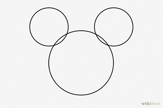 Comment Dessiner Mickey Mouse Mickey Mouse Dessin Mickey Comment Dessiner