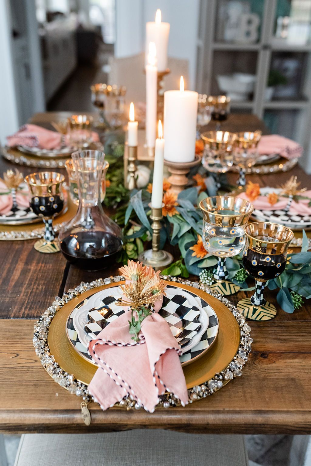 Thanksgiving 2018 With Mackenzie Childs Loverly Grey Holiday Tablescapes Mackenzie Childs Mckenzie And Childs