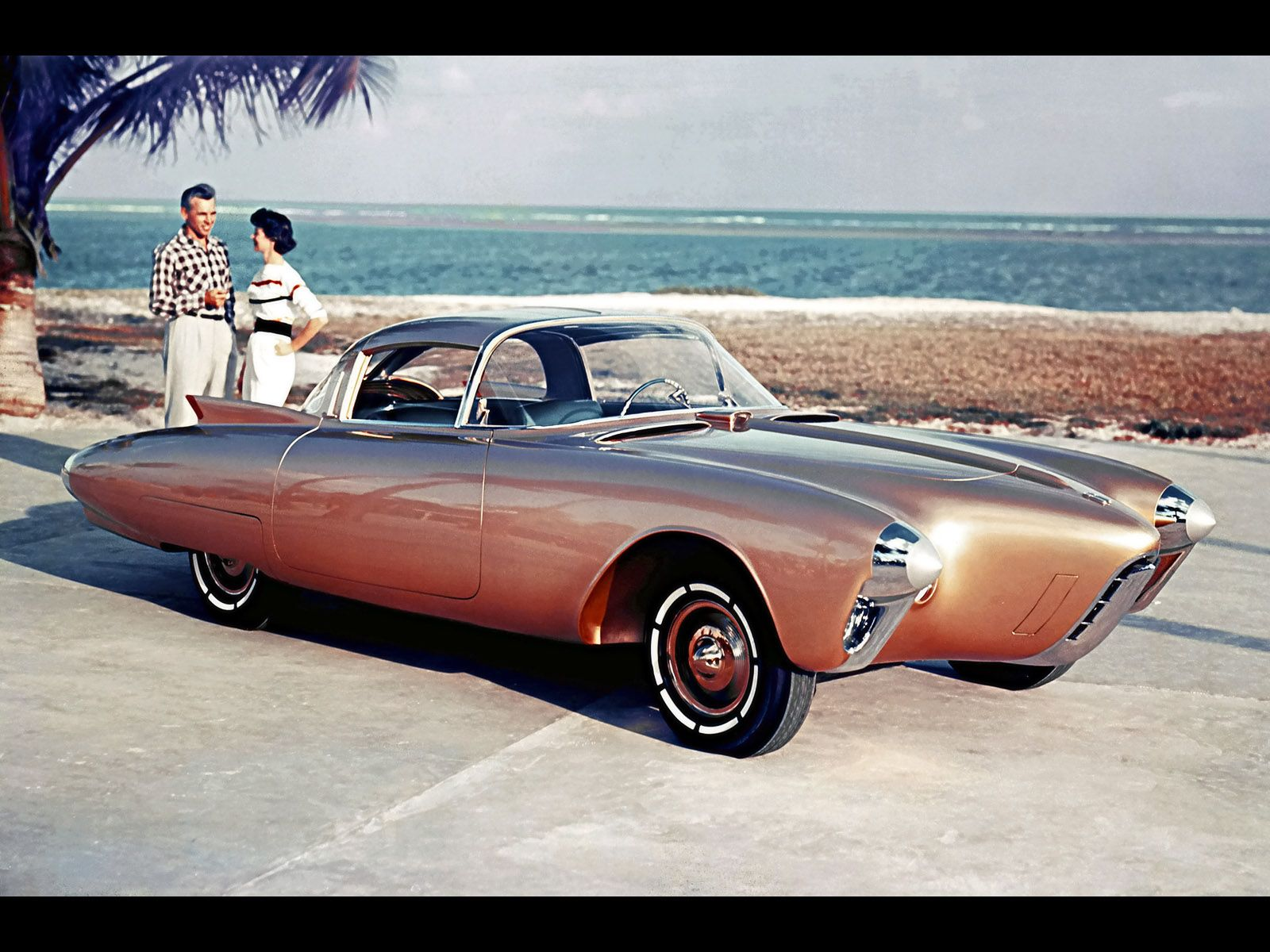 1956 chrysler boano auto shows car and driver - 1956 Oldsmobile 1956 Oldsmobile Golden Rocket Dream Car 1600x1200 Wallpaper