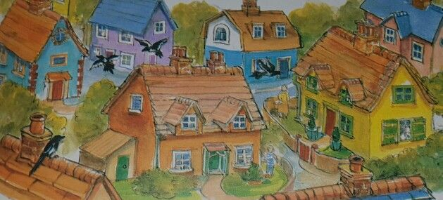 Cottages houses