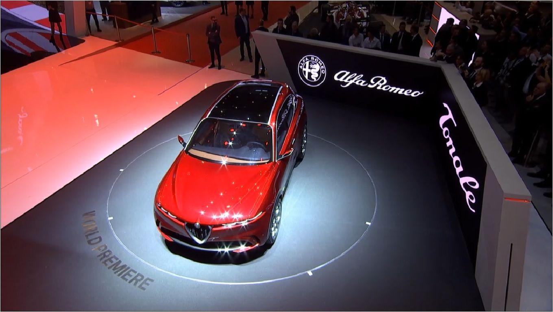 Alfa Romeo Tonale La Versione Di Serie Si Fara Attendere Jeep Alfa Romeo E Maserati