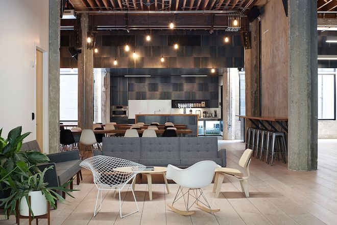 Découvrez les bureaux et lopen space design de vsco bureaus vsco