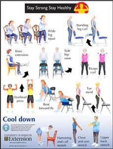 photo about Senior Chair Exercises Printable titled printable Chair Routines For Seniors - Bing Photographs