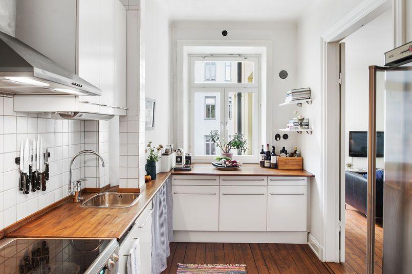 Drewniana Podloga W Kuchni Home Home Decor Decor
