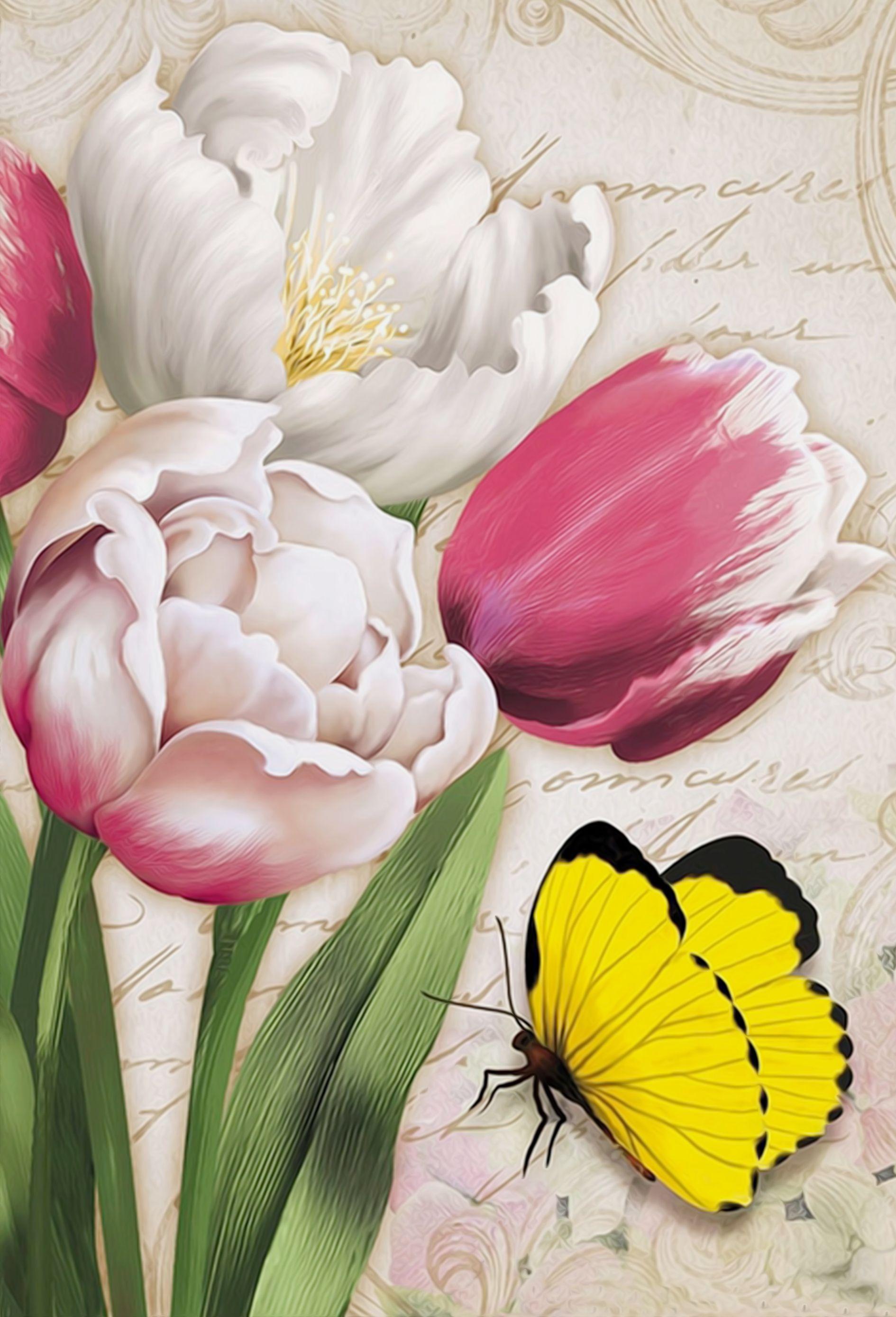 5D DIY Full Drill Pink Flamingo Diamond Painting Cross Stitch Kits Wall Decors