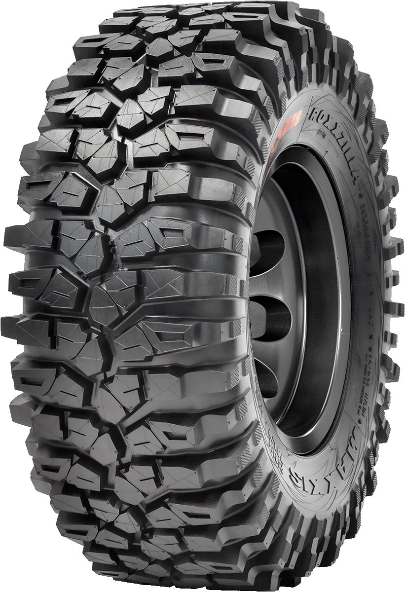 Maxxis Roxxzilla Tire 30x10 14 8ply Rock Crawler Rzr Yxz