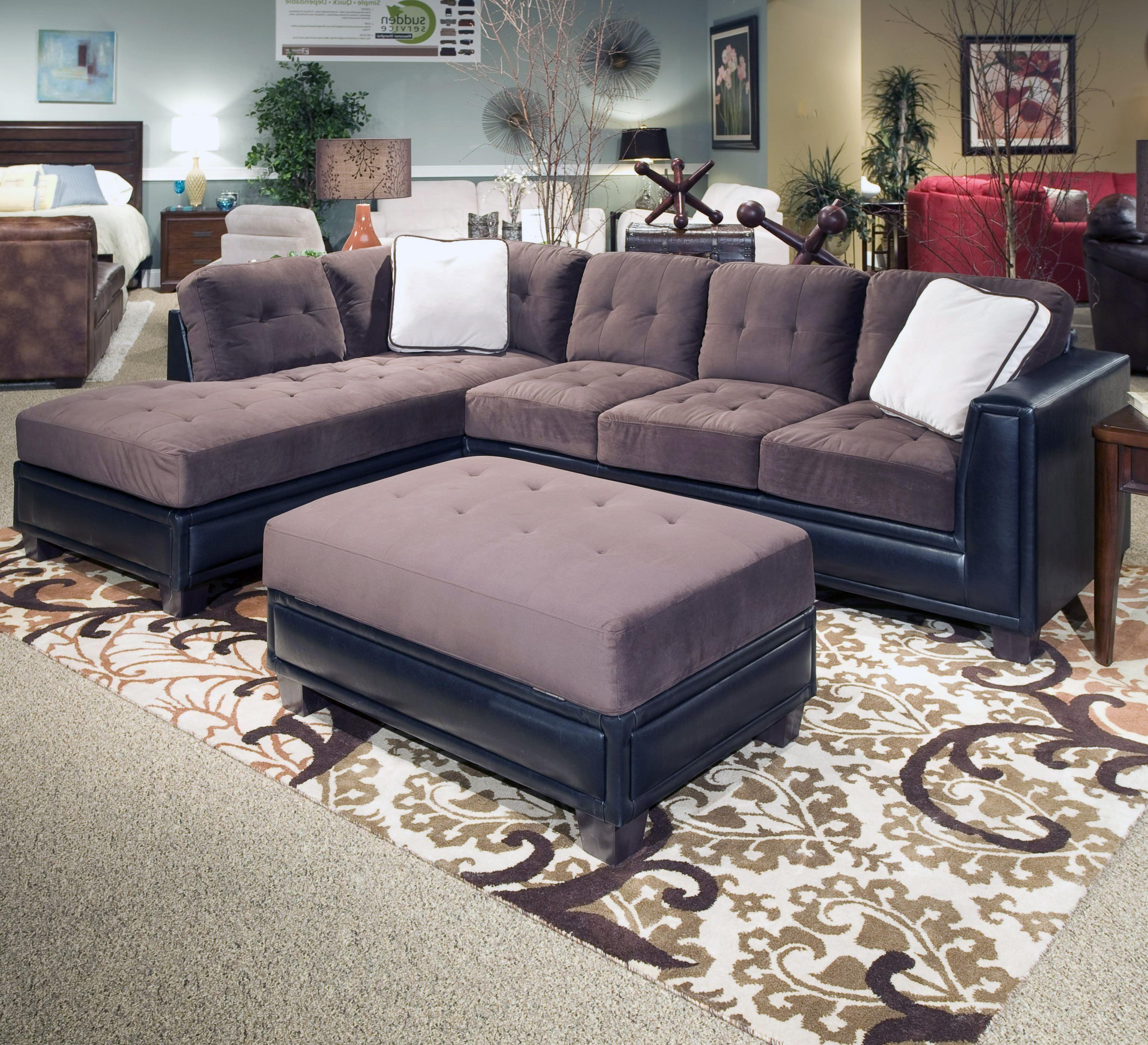 Delicieux Norwich Sectional   Walkeru0027s Furniture   Sofa Sectional Spokane, Kennewick  Washington, Coeur Du0027