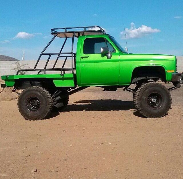 Flatbed Chevy Trucks Pinterest Chevy 4x4 And Flat Bed