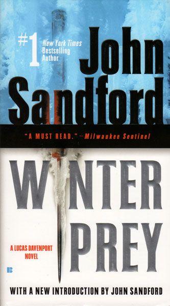 Winter Prey John Sandford Series