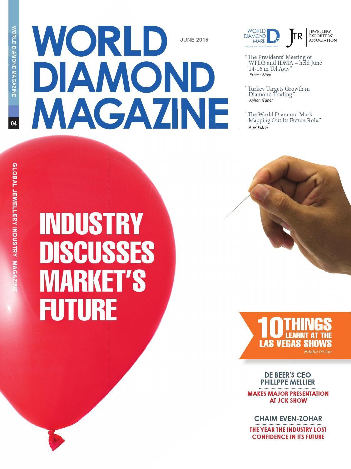 World Diamond Magazine 4