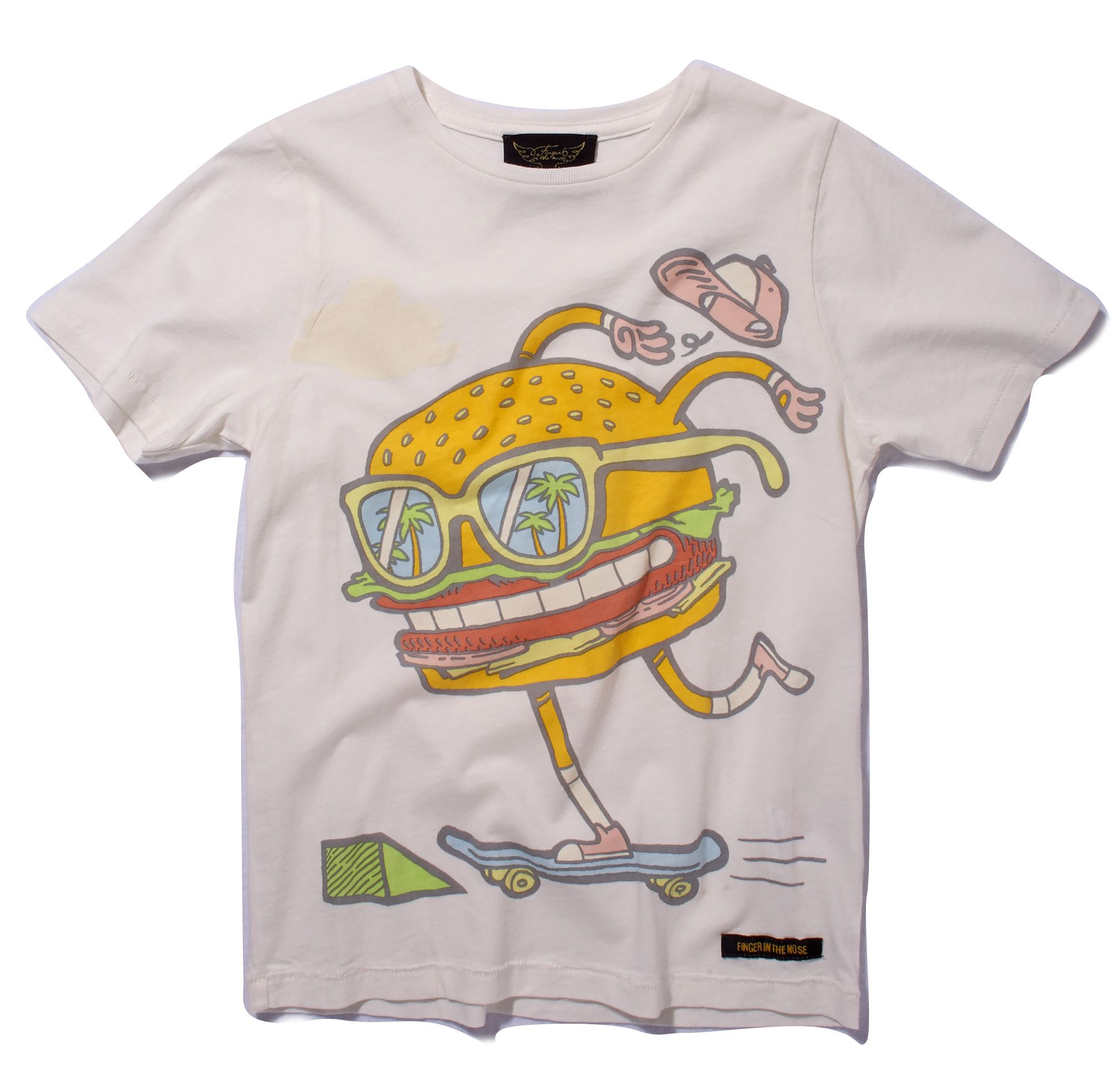 Sale - Dalton Arty Skater T-Shirt - Finger in the nose Finger in the Nose Shop For For Sale Pay With Visa reupK6