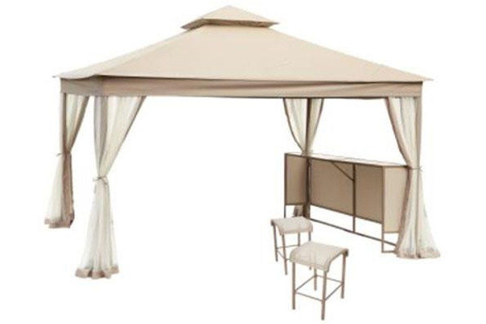 Laurel Park Or Clayton Gazebo Replacement Insect Netting 24 99 Fits Gazebos Ss I 138 1gza 3 Constructed Of Flame Resistant And