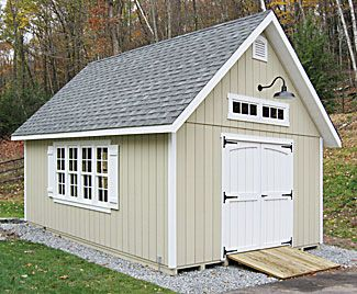 elite cape garden shed - Garden Sheds Massachusetts