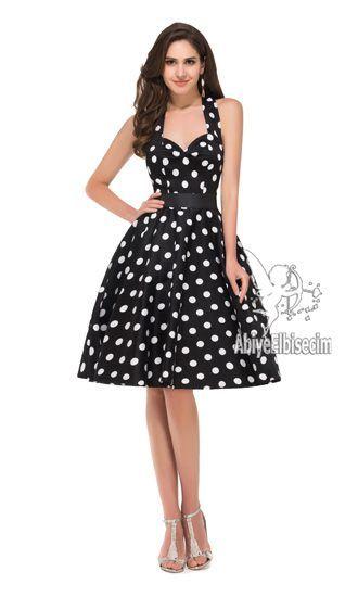 Vintage Elbise Elbise Vintage Elbise Klasik Elbiseler